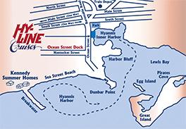 Hyannis Harbor Cruise