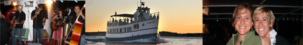 Cape Cod Canal Live Music Cruises