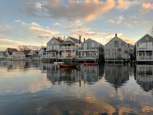 Nantucket Photo Contest, Nantucket Christmas Stroll