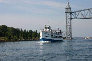 Viking w Railroad Bridge